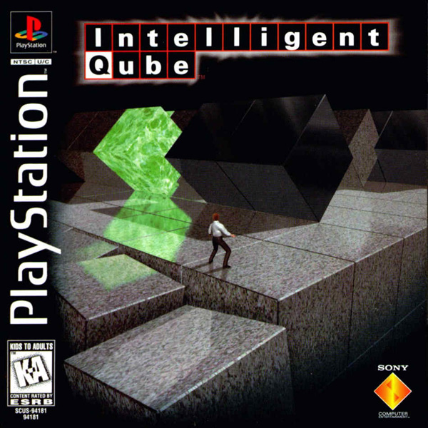 Intelligent Qube [U] Front Cover